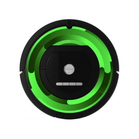iDress 700: Spin Green