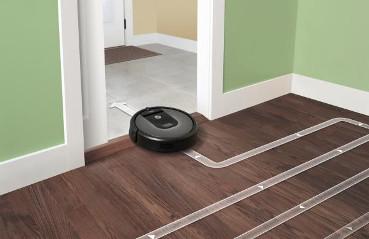 Roomba 965 nawigacja