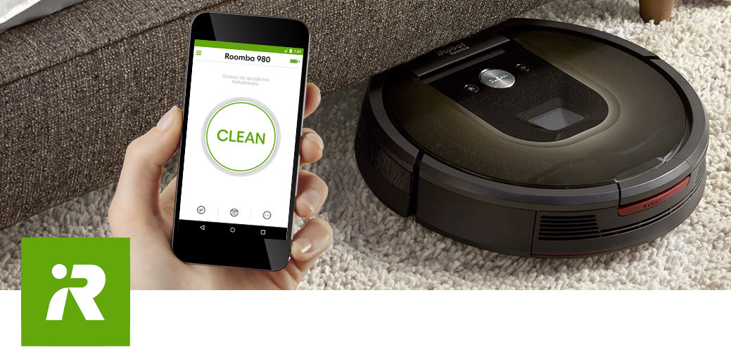 Download the iRobot HOME App
