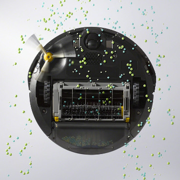 Roomba 606 spód