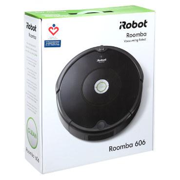 iRobot Roomba 606 opakowanie