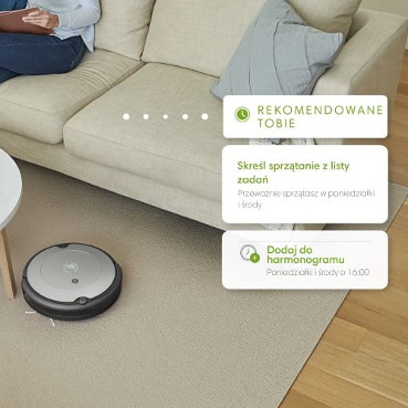 Roomba 694 z aplikacją iRobot HOME