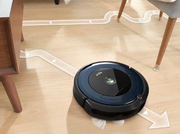 iRobot Roomba 695 nawigacja