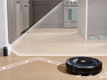 iRobot Roomba 695 wirtualna ściana