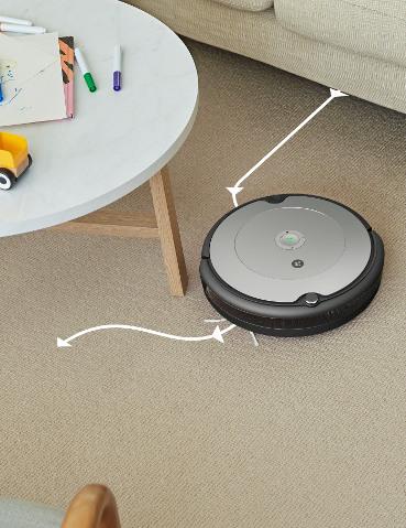 iRobot Roomba 698 nawigacja