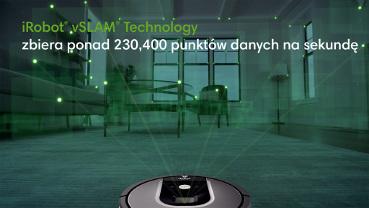 iRobot Roomba 976 nawigacja