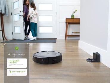 iRobot Roomba i3 korzystanie z aplikacji iRobot Home
