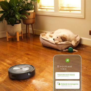iRobot Roomba j7 aplikacja iRobot HOME