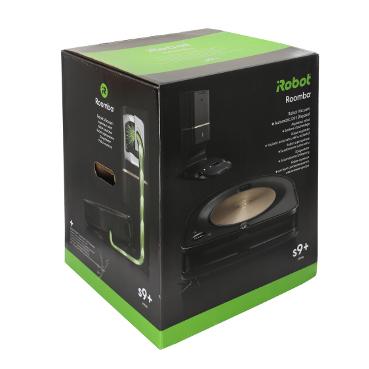 iRobot Roomba s9+ opakowanie