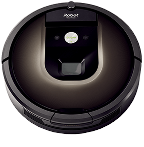 Roomba 980 Robot Vacuum Description