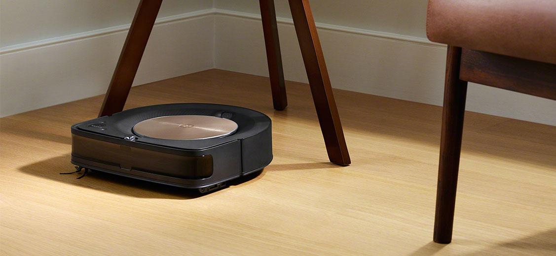 iRobot Roomba s9+ zaawansowana nawigacja iAdapt 3.0