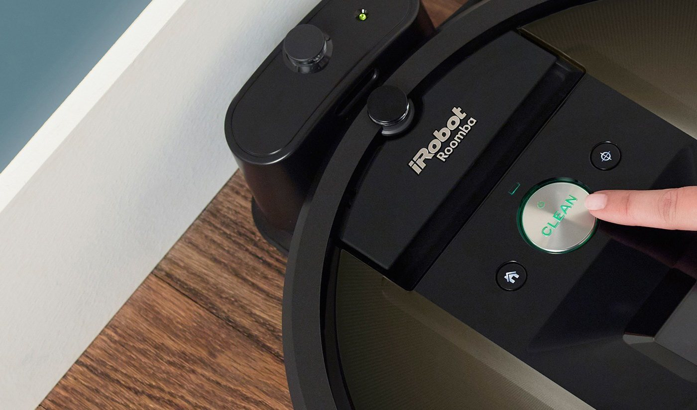 Roomba is incredibly Simple to Use